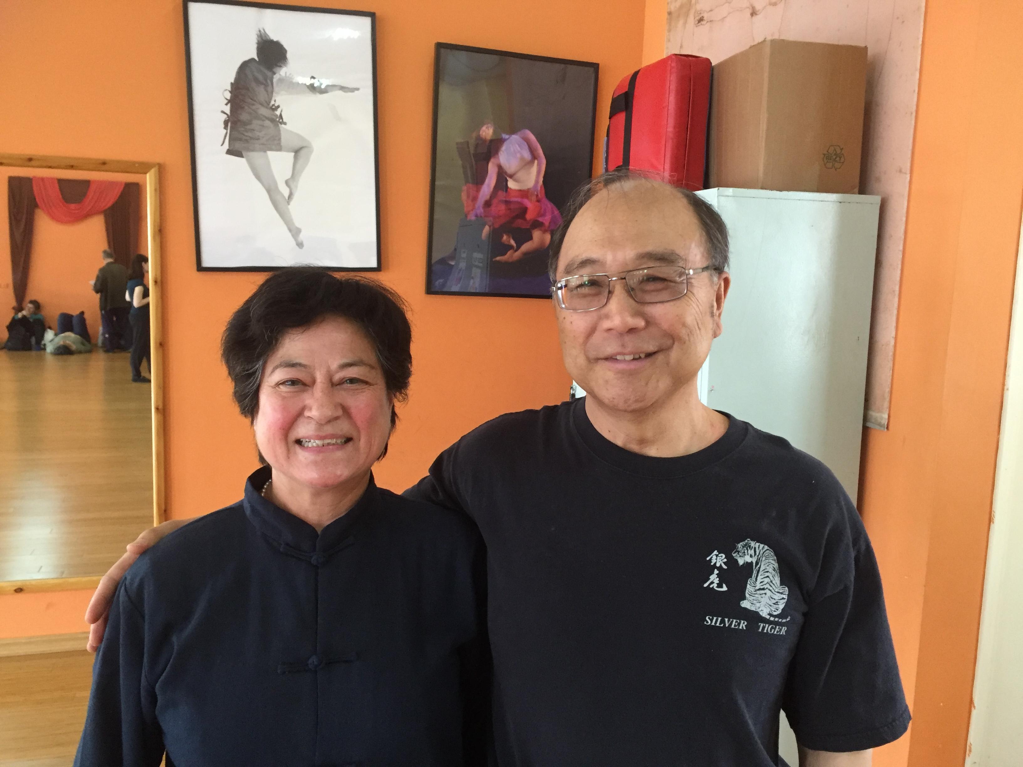 Master Ting et BM
